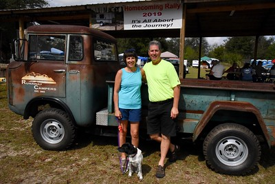 2019 Runaway Campers Homecoming Rally