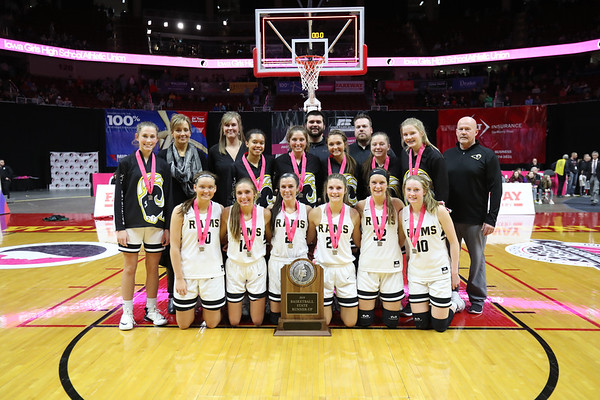 SE Polk Girls Basketball 2019