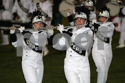 Toms River East Marching Band  10-16-10