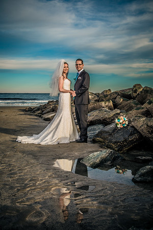 Christine & Steve - Rye Beach, NH Elopement
