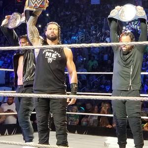 Roman Reigns - WWE Live Detroit / August 1, 2021