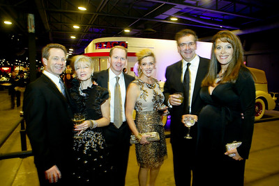 112010 Texas Auto Museum Opening with Belvedere