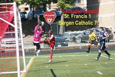 BC vs St Francis