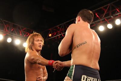 Kyle O'Reilly vs Tetsuya Naito