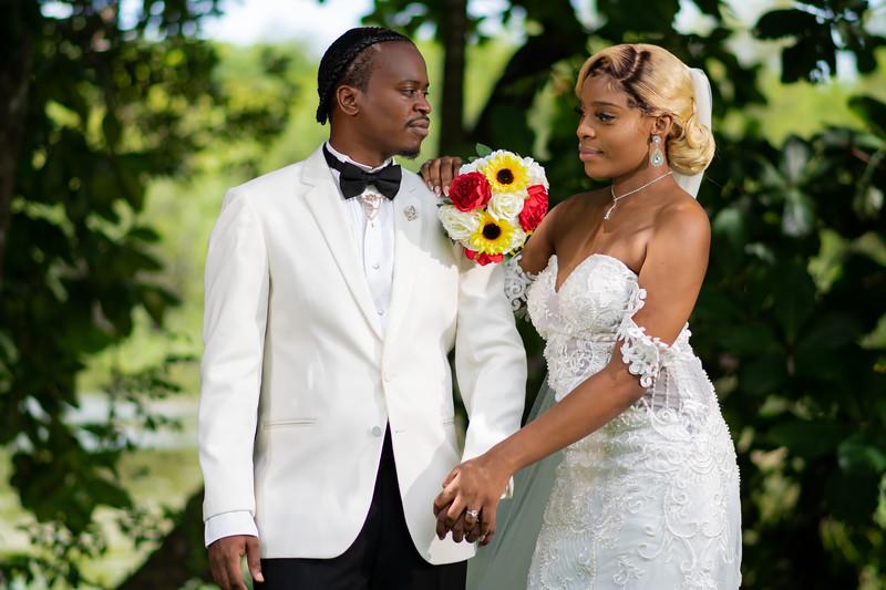 Philicia & Desmond Reid Wedding