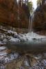 Lick Creek Falls