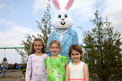 Inspiration H.O.A. Easter Celebration
