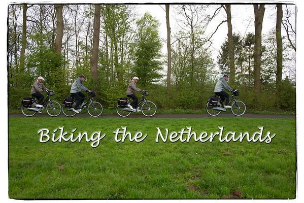 Biking the Netherlands 2012