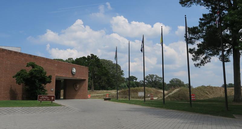 Yorktown Visitor Center