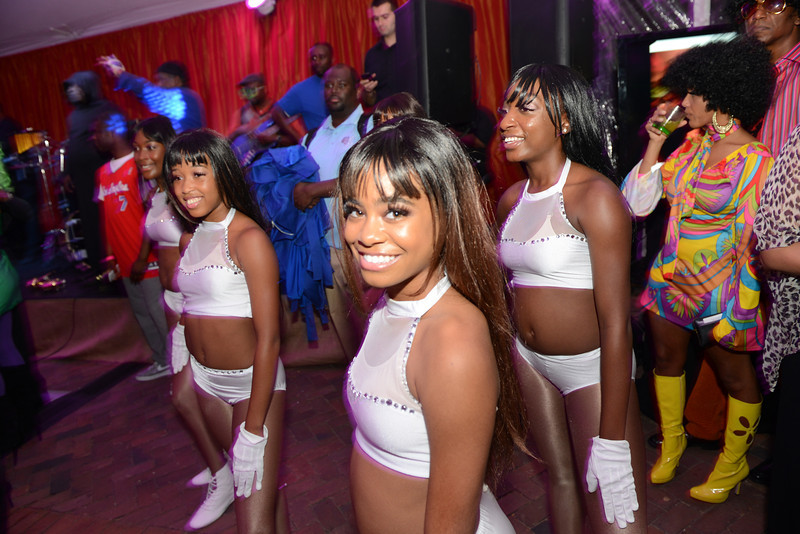 Events by Andre` Wells - An Enchanted Evening Costume Gala - The Decateur House - Washington DC