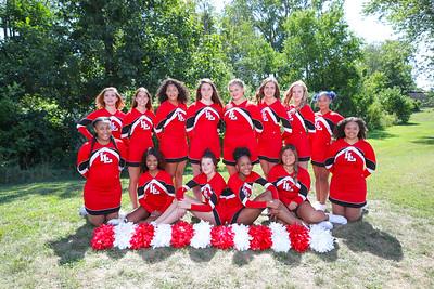 2019 Sideline Cheerleading