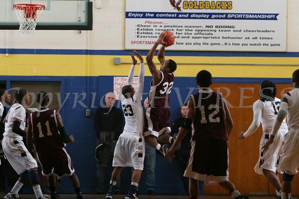 NFA vs Kingston Basketball 2011