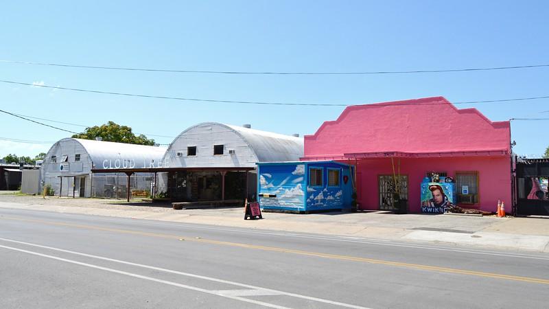 East Austin Quonsets
