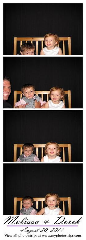 Melissa & Derek (8-20-2011)