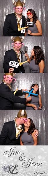 Joe and Jenn's wedding