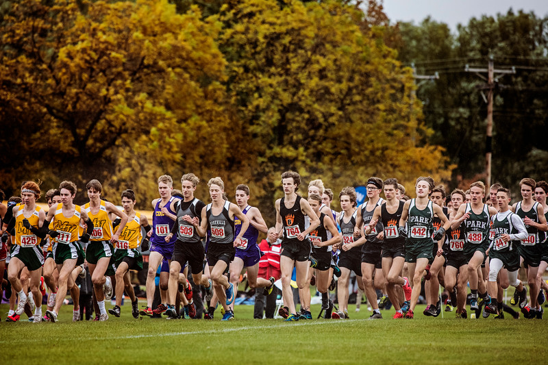 White Bear Lake Cross Country 2019