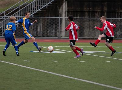 Dex Soccer - November 2010