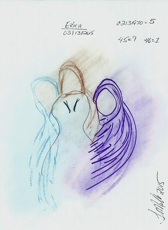Angel Art - March 2015