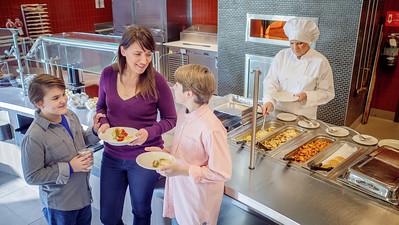17- Hospital Family Chef Food