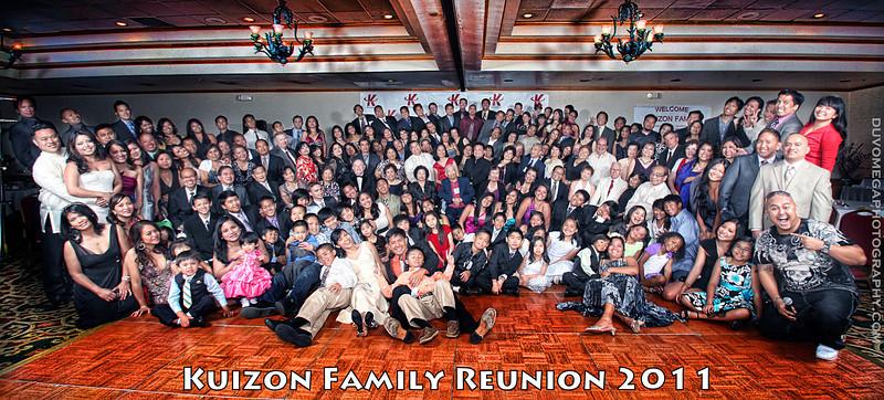 Kuizon Family Reunion 2011