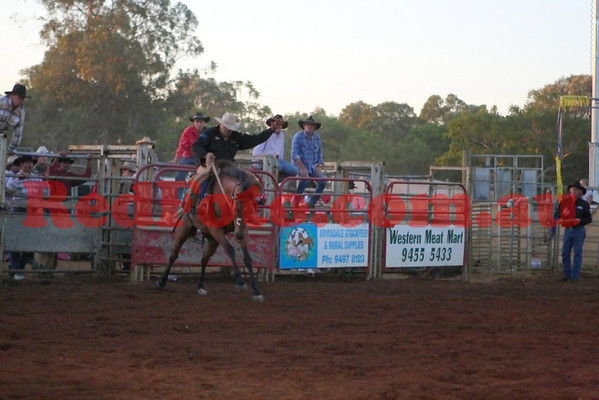 2009 02 07 Byford Rodeo Broncs