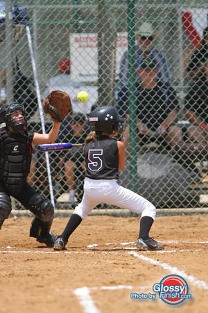 10U - Santa Fe Babe Ruth Softball vs Suwannee Valley League