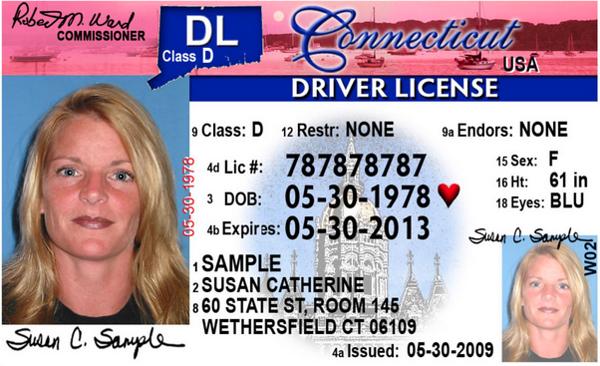 Connecticut ID