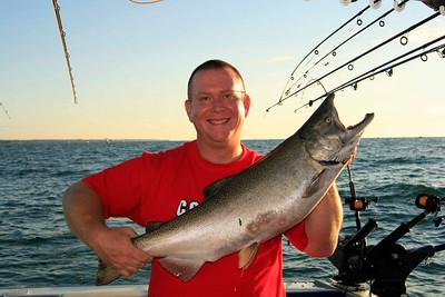 2007 Lake Ontario Fishing Trip