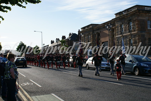 Tour of the North Parade