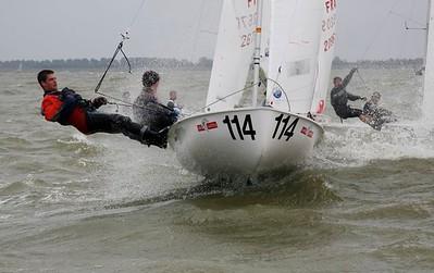 2007 420 & 470 Junior Europeans - Medemblik, NED