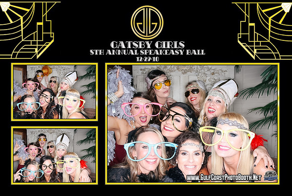 Gatsby Girls Speakeasy 2018