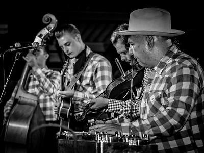 Glenn Doran & The Prairie Echoes, Hoedown 2016