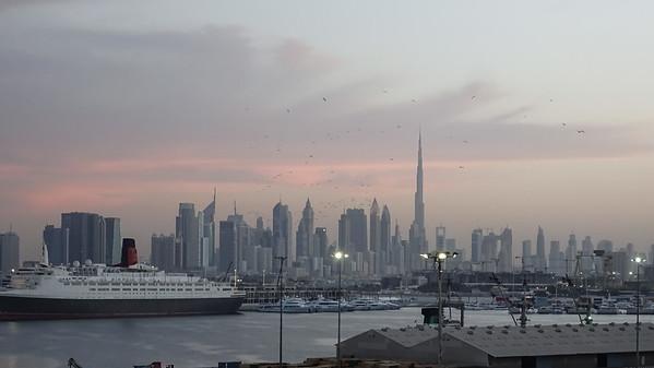 Dubai Abu Dhabi