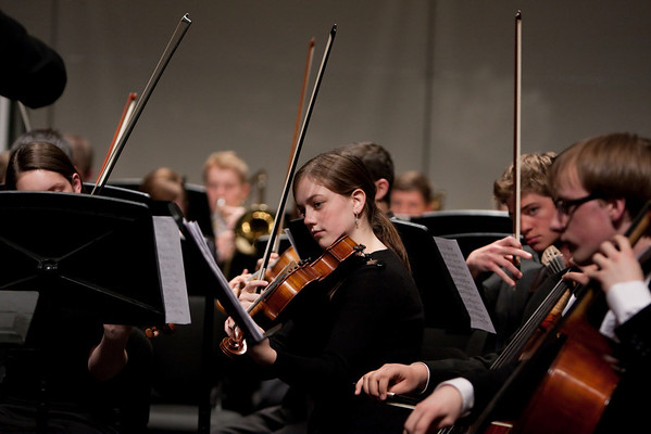 Combined Orchestras 2010