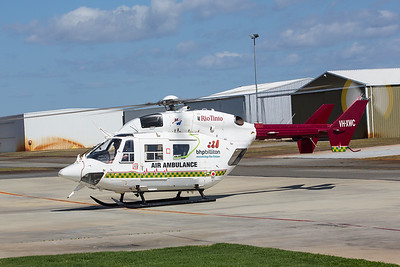 Rio Tinto Air Ambulance