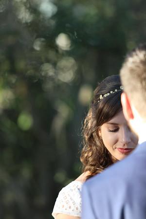 Zack and Maggie's Wedding Ceremony, Oyster Bay Yacht Club, Fernandina Beach, Florida