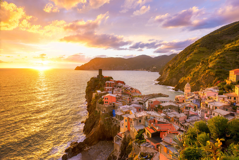 Eye of Vernazza