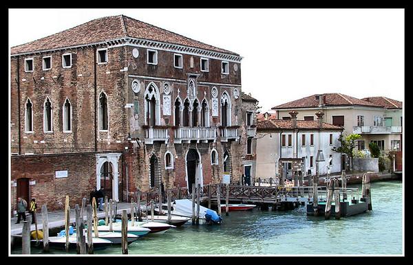 Murano & Venetian Lagoon 2001