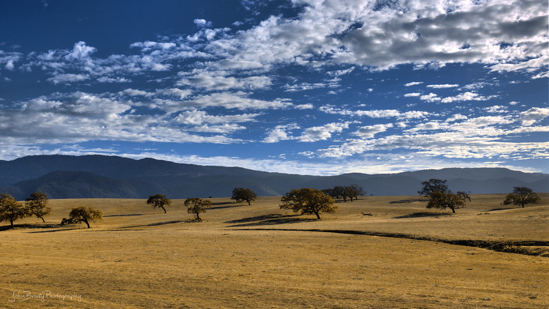 Hills North of Santa Barbara California - JohnBrody.com / John Brody Photography