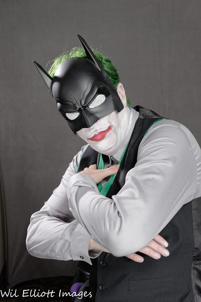 Ct Joker at the NECCC 2019 Character Photo Shoot