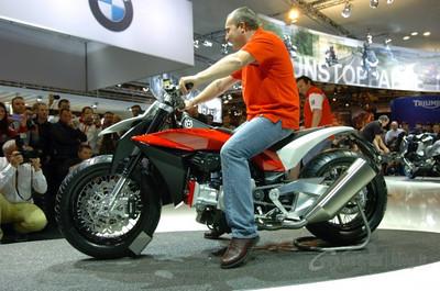 BMW Cruiser concept