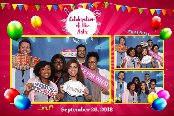MD Anderson's Splash of Color 9.26.18