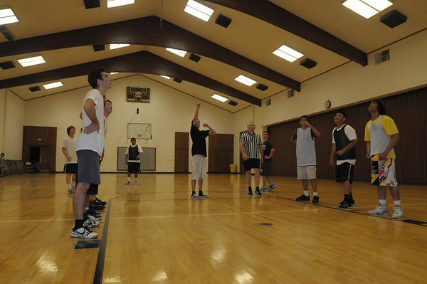 Palos Verdes Stake YM Basketball