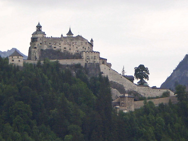 Salzburg and UK Visit 2009