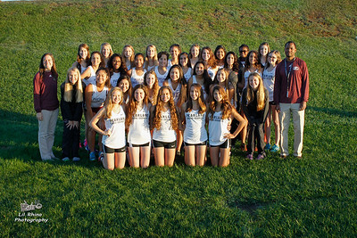 Lady Oiler Cross Country