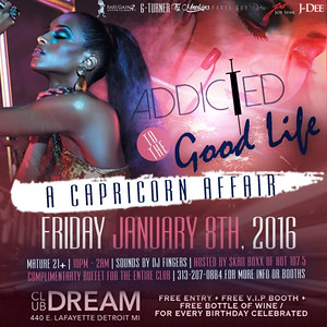 Club Dream 1-8-15 Friday