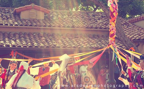 Folk Wedding Dance