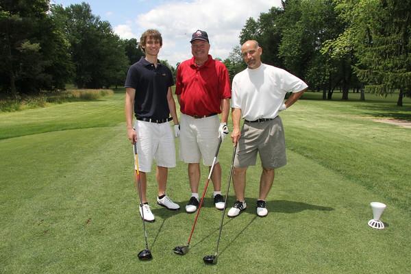 2012 Myositis Golf Event