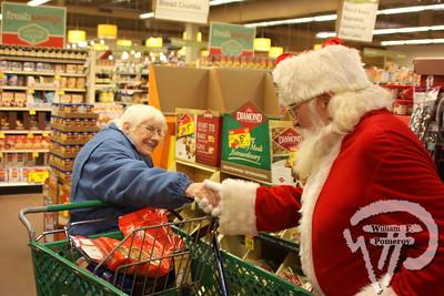 Santa Claus — 2011