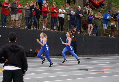 Girls 4x200m Relay (2019-05-24)